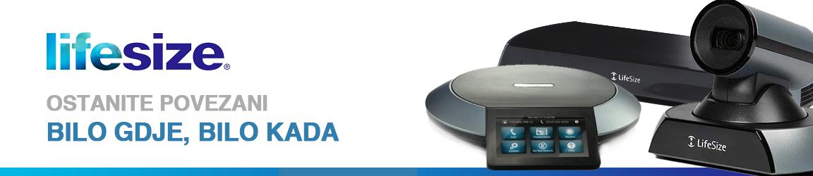 Lifesize videokonferencije videokonferencijski sustavi telekonferencije na daljinu video konferencije video konferencija