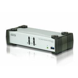 Aten CS1912, 2-Port USB 3.0 DisplayPort KVMP™ Switch