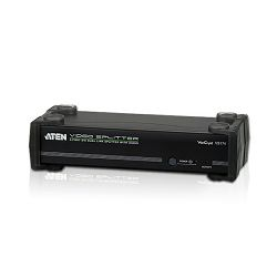ATEN VS174, DVI Dual Link Razdjelnik s četiri izlaza W/Audio W/EU ADP