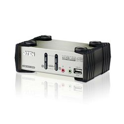 Aten CS1732B, 2-Port USB 2.0 KVMP™ Switch with OSD