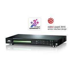Aten VM6404H 4 x 4 4K HDMI Matrični Preklopnik s pretvornikom