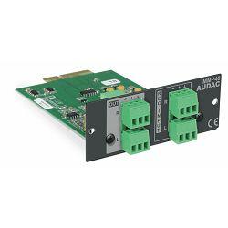 Audac MMP40, modul za medijsku reprodukciju i snimanje