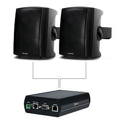 Audio sustav Audac LM523 (Mixer RM523, zvučnici LX523)
