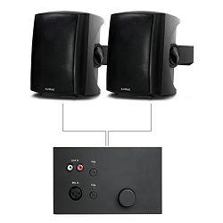 Audio sustav Audac LW523 (Mixer WP523, zvučnici LX523)