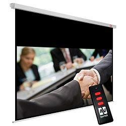 Zidno električno platno Avtek Business Electric 200, 200x200 cm, format 16:10