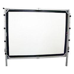 Prijenosno platno (stražnja projekcija) Avtek RP FOLD 340, 386x226 cm, format 16:9