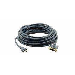 HDMI to DVI kabel Kramer C-HM/DM-50 (Male - Male); 15,2 m