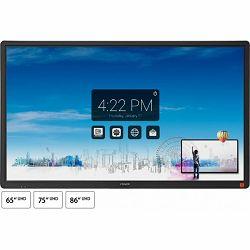 Interaktivni monitor CTOUCH Laser Nova 75'', UHD, Adaptive Touch, JBL 80W, OPS slot