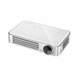 Prijenosni projektor Vivitek QUMI Q3 Plus bijeli, HD720p (720p), 500 ANSI lumena, HDMI, Wifi, Baterija, bijele boje