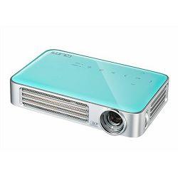Prijenosni projektor Vivitek Qumi Q6-BU plavi, DLP, WXGA (1280x800), 800 ANSI lumena