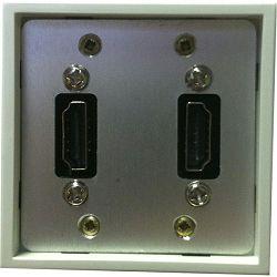 Priključna utičnica LK-3 2xHDMI (ženski)
