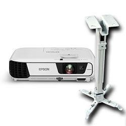 Projektor Epson S31 + Avtek nosač