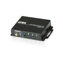 ATEN VC182, VGA TO HDMI CONVERTER WITH SCALER