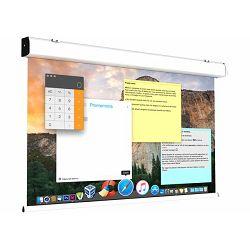 Zidno električno platno Euroscreen Compact 300x187 cm, format 16:10