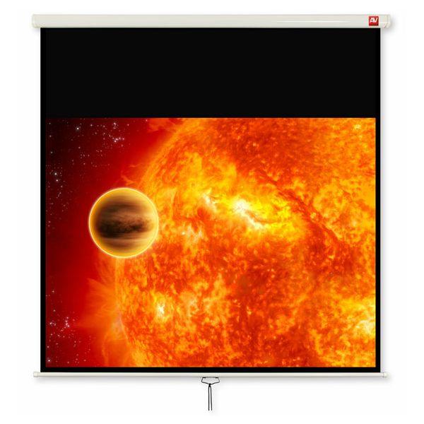 Zidno mehaničko platno Avtek Video 175, 175x175 cm, format 4:3