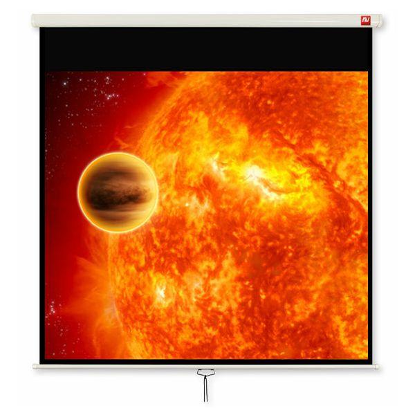 Zidno mehaničko platno Avtek Video 240, 240x200 cm, format 4:3