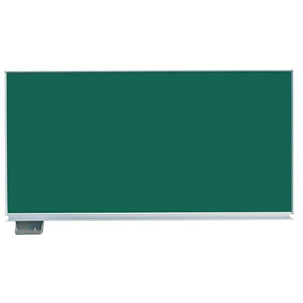 Školska ploča 120x100, zelena, magnetna